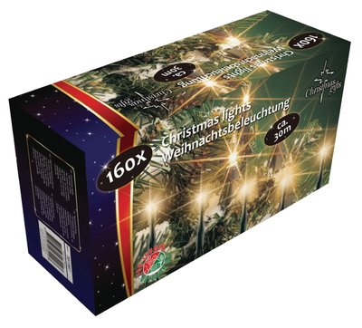 Christmas Gifts 160 lampjes outdoor kerstverlichting