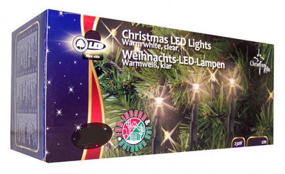 Christmas Gifts 80 LED's outdoor kerstverlichting