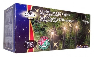 Christmas Gifts 120 LED's outdoor kerstverlichting