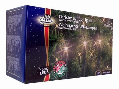 Christmas Gifts 160 LED's outdoor kerstverlichting
