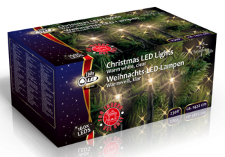 Christmas Gifts 160 LED's indoor kerstverlichting