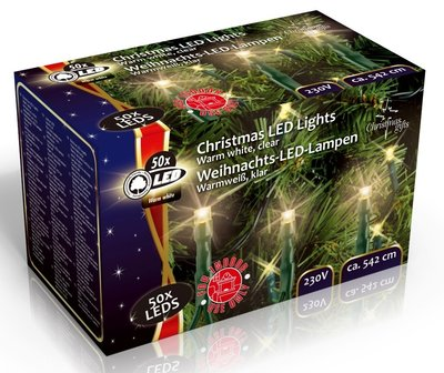 Christmas Gifts 50 LED's indoor kerstverlichting