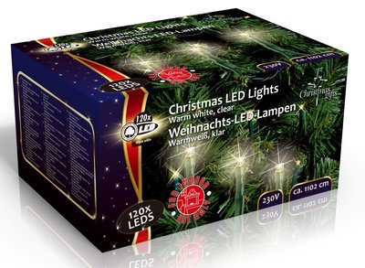Christmas Gifts 120 LED's indoor kerstverlichting