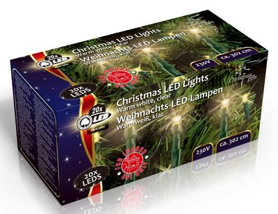 Christmas Gifts 20 LED's indoor kerstverlichting