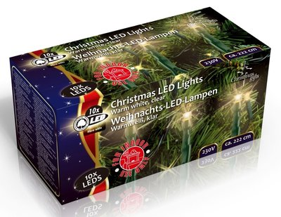 Christmas Gifts 10 LED's indoor kerstverlichting