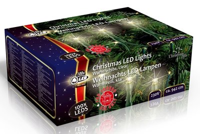 Christmas Gifts 100 LED's indoor kerstverlichting