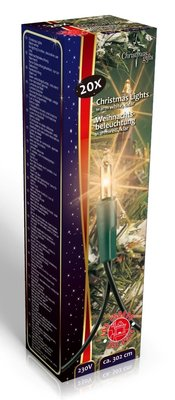 Christmas Gifts 20 lampjes indoor kerstverlichting