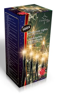 Christmas Gifts 100 lampjes indoor kerstverlichting