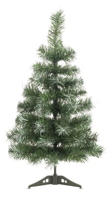 Xmas collection Silver kerstboom 60 cm