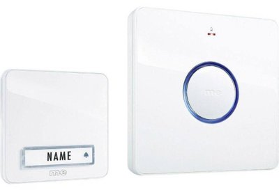 m-e BELL-231 draadloze deurbel