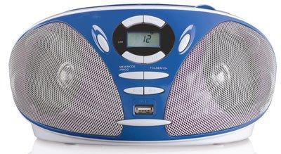 Lenco SCD-300 sea draagbare radio
