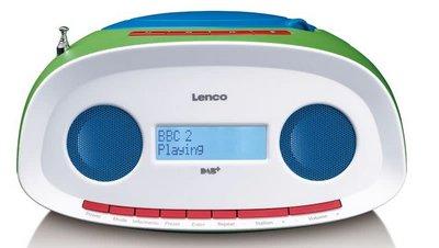 Lenco SCD-70 kids DAB+ radio