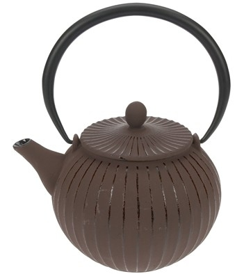 Cosy Lantern Brown theepot 1.2 liter