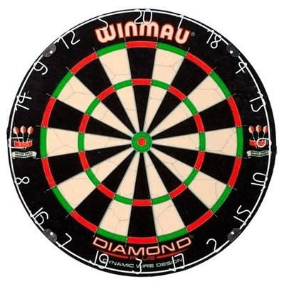 Winmau Diamond sisal dartbord