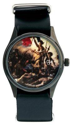 CHPO Pop La Liberté horloge