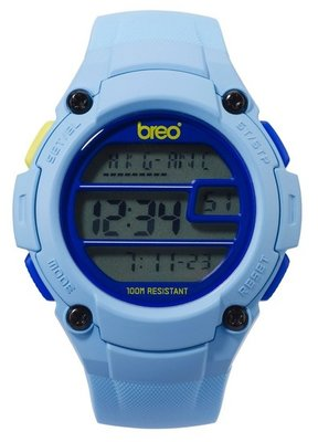 Breo Zone Light Blue