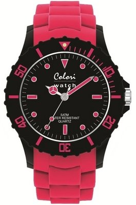 Colori Watch Super Sports Pink