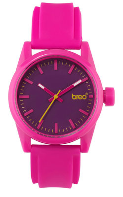 Breo Polygon Pink