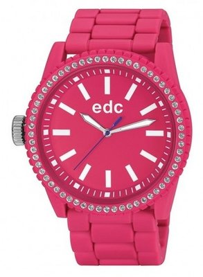 EDC Stone Starlet Hot Pink