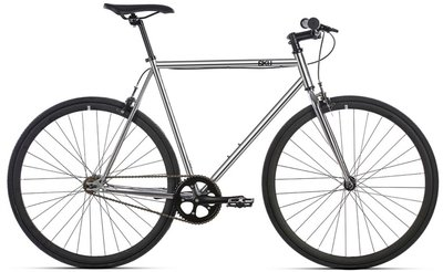 6KU Detroit 55 cm fixed gear bike