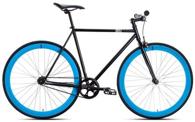 6KU Shelby4  58 cm fixed gear bike