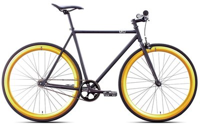 6KU Nebula2 55 cm fixed gear bike