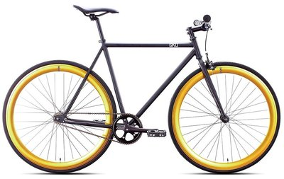 6KU Nebula2 58 cm fixed gear bike