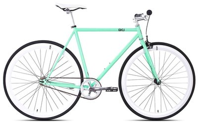 6KU Milan1 55 cm fixed gear bike