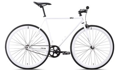 6KU Evian1 55 cm fixed gear bike