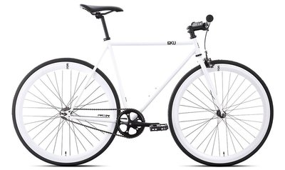 6KU Evian1 58 cm fixed gear bike