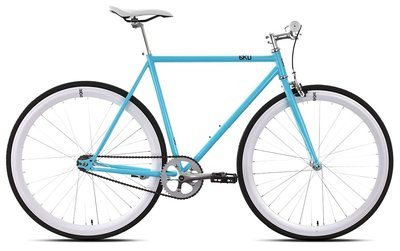 6KU Frisco2 58 cm fixed gear bike