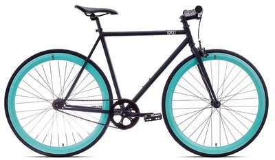 6KU Beach Bum 55 cm fixed gear bike