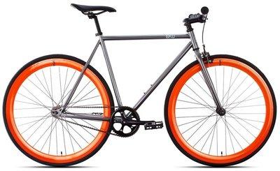 6KU Barcelona 58 cm fixed gear bike