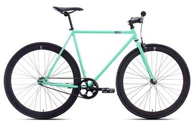 6KU Milan2 55 cm fixed gear bike