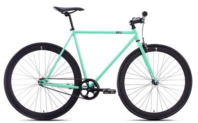 6KU Milan2 58 cm fixed gear bike