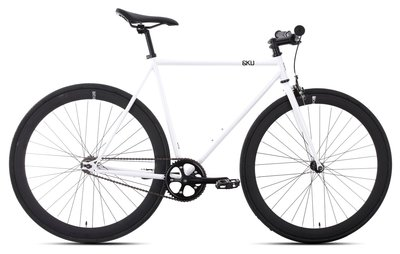 6KU Evian2 55 cm fixed gear bike