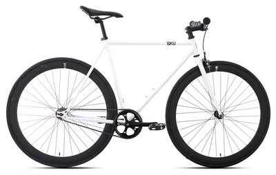 6KU Evian2 58 cm fixed gear bike