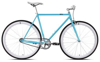 6KU Frisco2 55 cm fixed gear bike