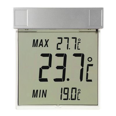 TFA Vision Glass thermometer