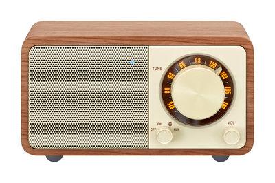 Sangean WR-7 cherry radio