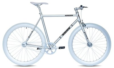Troy Speed chrome 54 cm fixed gear bike