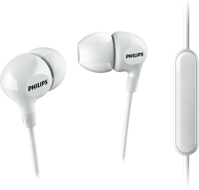 Philips SHE3555WT/00 in ear oordopjes