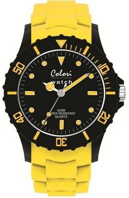 Colori Watch Super Sports Yellow