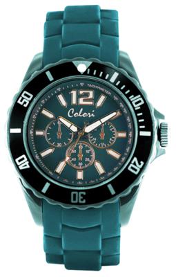 Colori Watch Chic Chrono Lagoon Blue