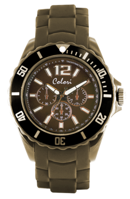 Colori Watch Chic Chrono Camouflage