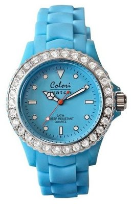 Colori Watch Crystal Sky Blue