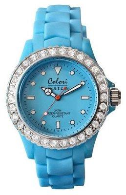 Colori Watch Crystal Sky Blue