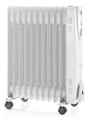 Nedis HTOI10EWT11 2500W oliegevulde radiator