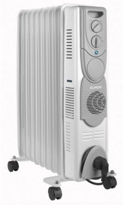 Eurom RAD 2000T oliegevulde radiator