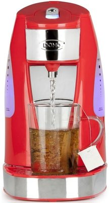 Domo DO483WK My Tea rood waterkoker 3000W